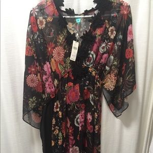 Anthropology dress. New with tags